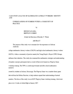 Brewley_Case Study Analysis of Matheamtics Literacy Workers.pdf