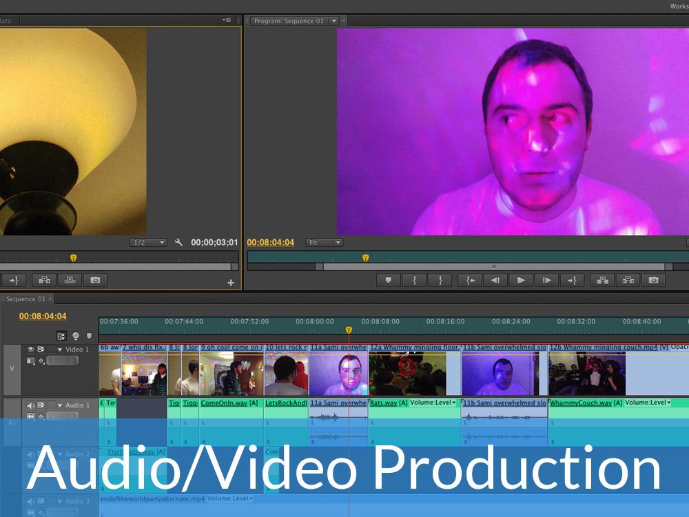 Audio/Video Production